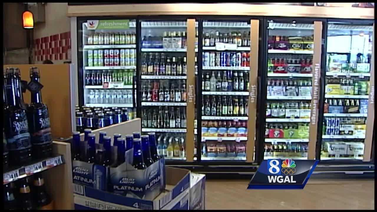 beer sales 5.25.16
