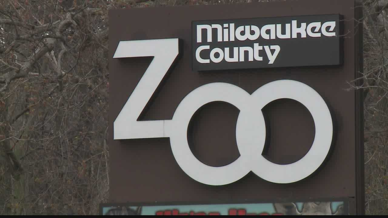 Part of the Zoo Interchange reconstruction project is going to take away a part of the Zoo's eastern parking lot