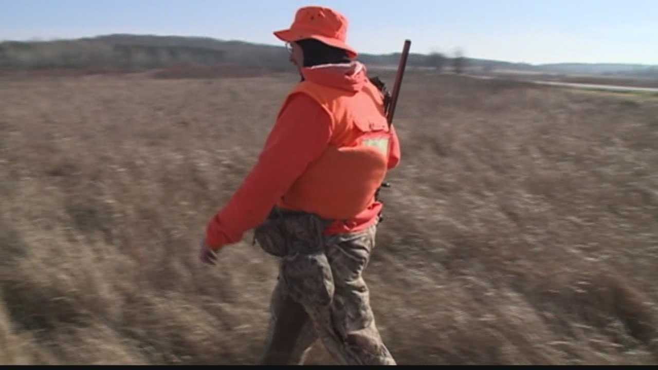 Wisconsin's gun deer hunting season begins Saturday morning at sunrise.