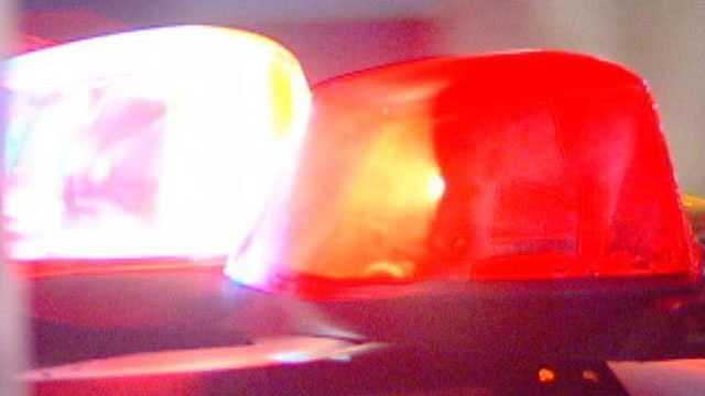 Man drives away from traffic stop, dragging deputy with him