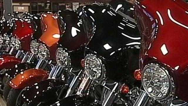 Harley Davidson Motorcycles - 29575092