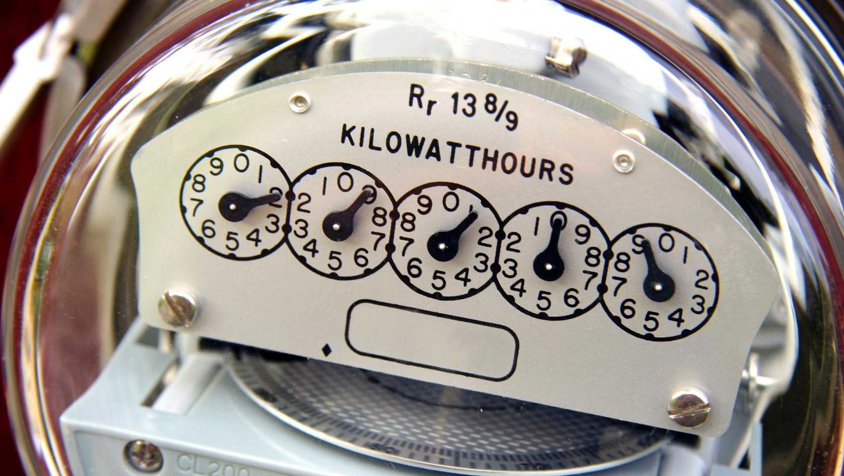 Electric meter - 27586345