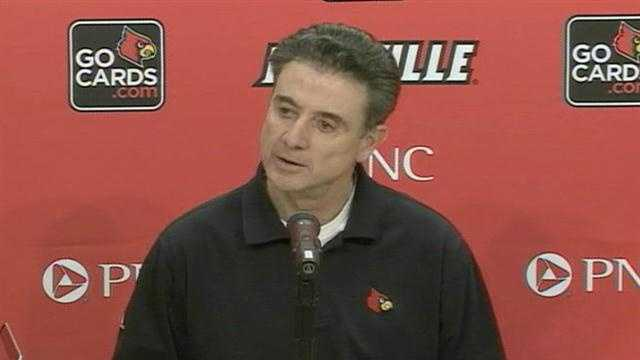 NCAA: Pitino failed 'basic elements of head coach's obligation to monitor' McGee