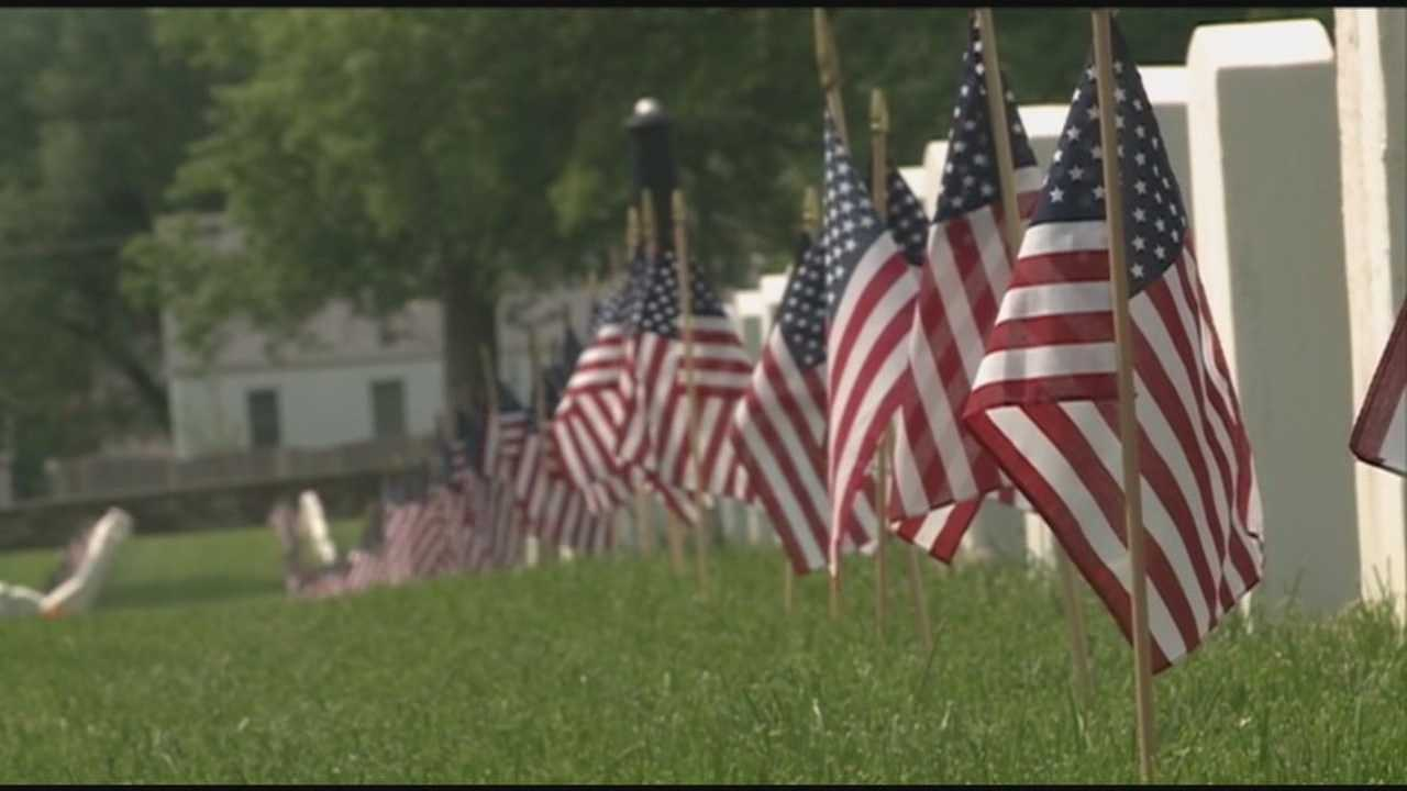 Sacrifices were remembered and heroes honored throughout the area in observance of Memorial Day.