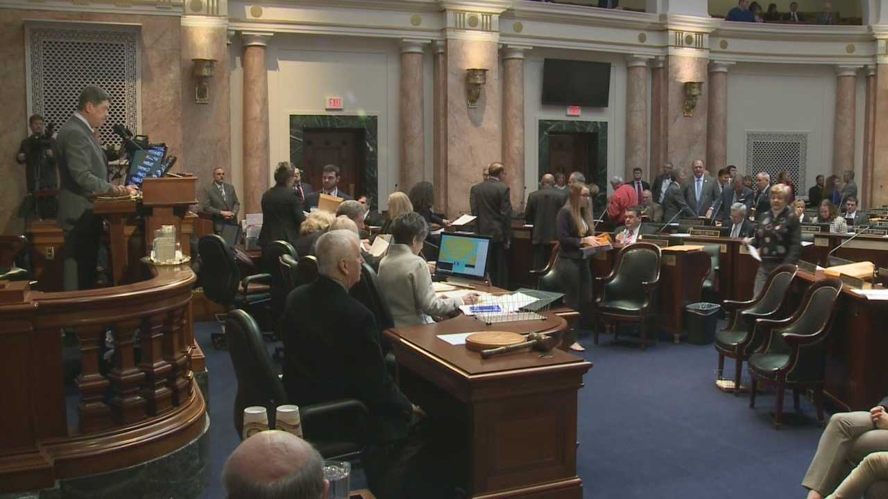 General Assembly held in Frankfort