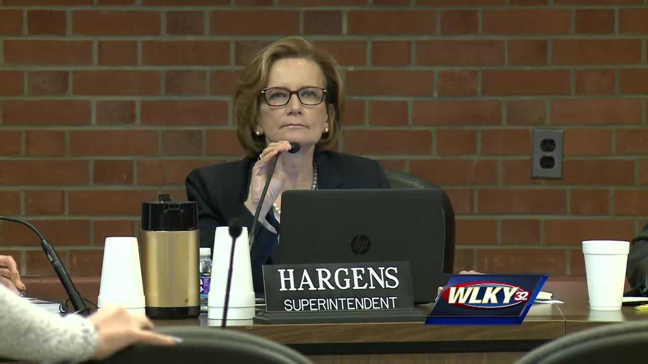 JCPS Board of Education summarizes room for improvement, sets new goals for upcoming school year.