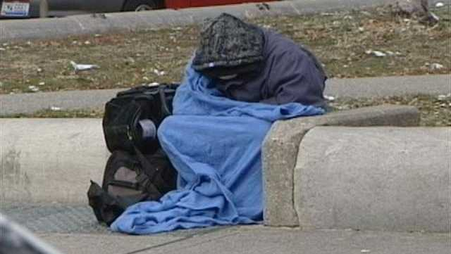 Cincinnati city officials have declared a winter shelter emergency for Sunday and Monday.