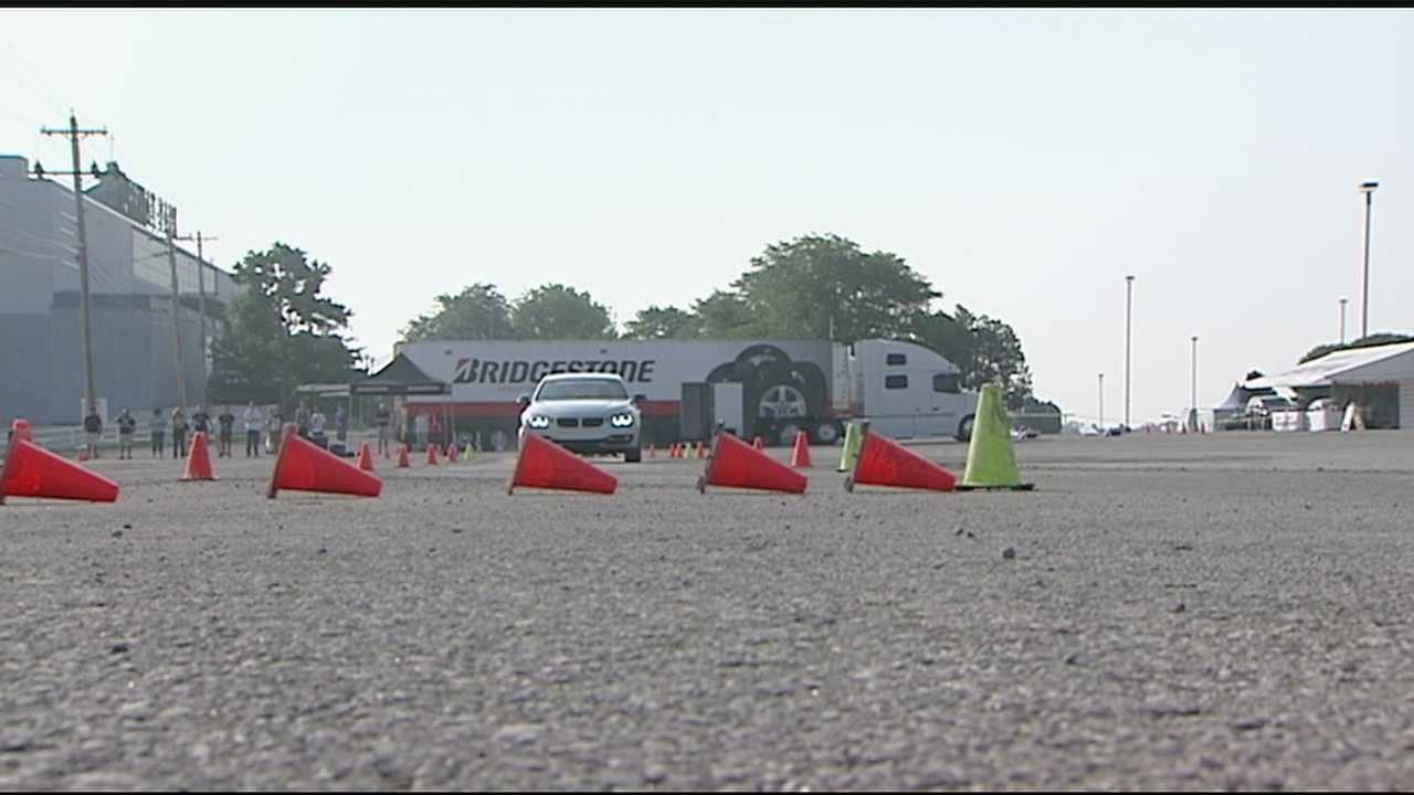 Workshop allows teen drivers to gain more experience