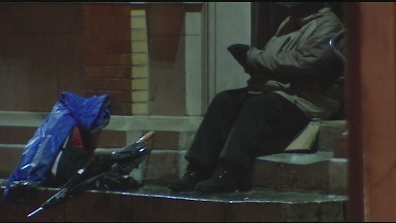 Annual count: More than 4,000 homeless in Kentucky