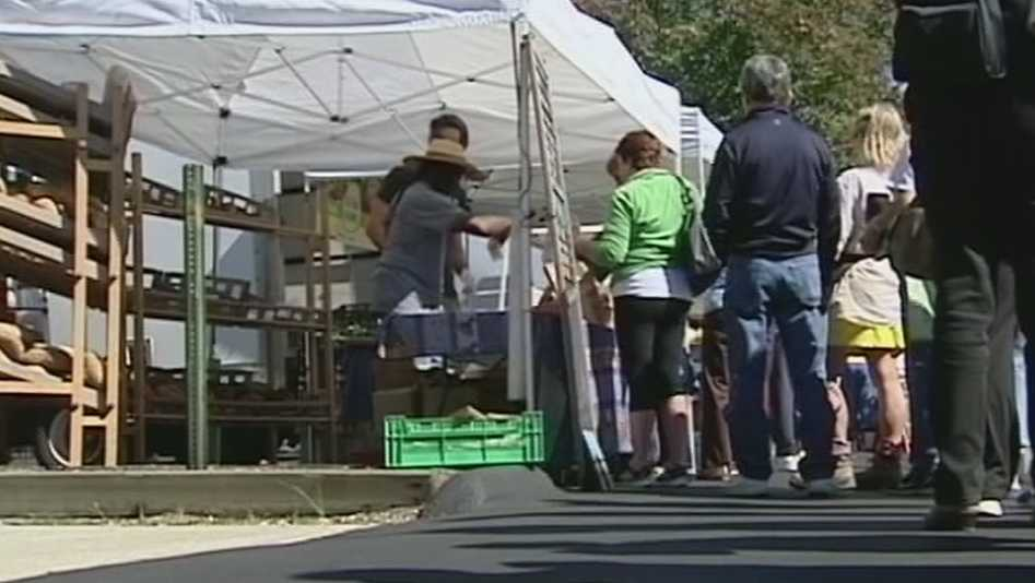 The Friends of the Loveland Farmer's Market group said since the market moved out of downtown, they've been waiting for an answer on where the market will go next.