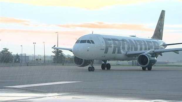 Frontier Airlines adds flights from Mercer-Trenton Airport to Minneapolis