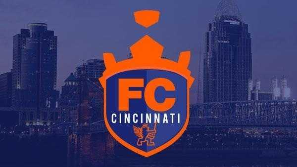 FC Cincinnati will appear with the FC Cincinnati entry (#118)