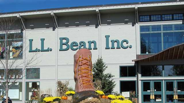 L.L. Bean, Freeport