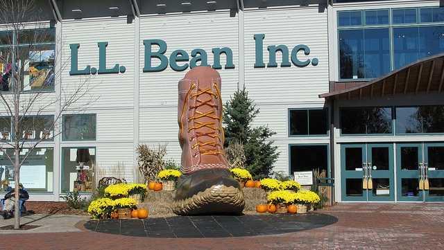 L.L. Bean, Freeport
