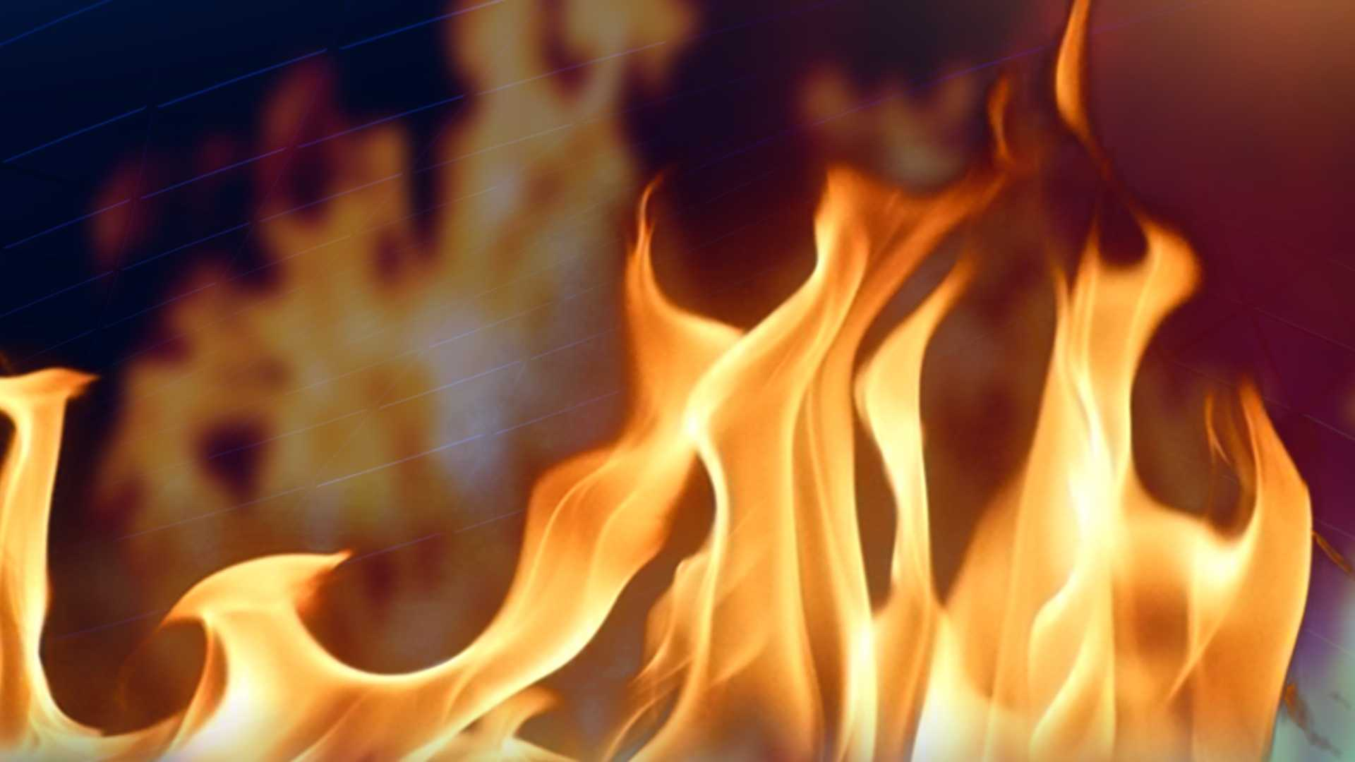 Gorham fire