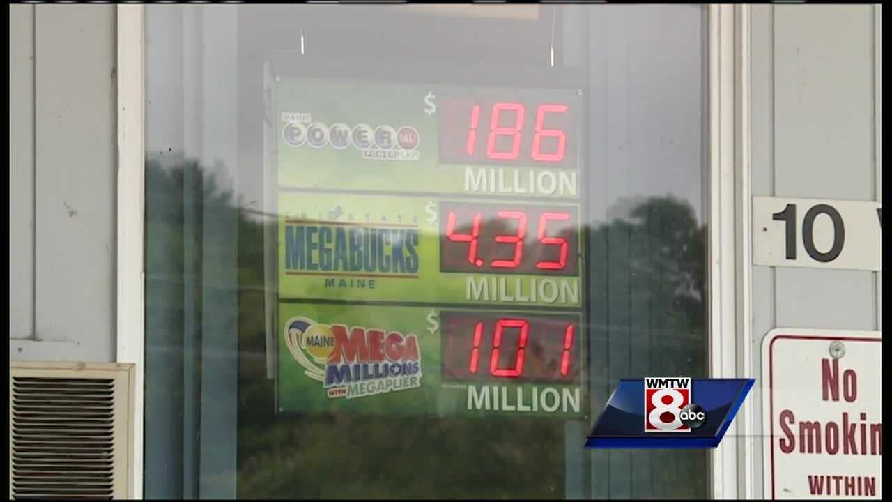 The Maine State Lottery reports a record year for sales for the 2016 fiscal year.