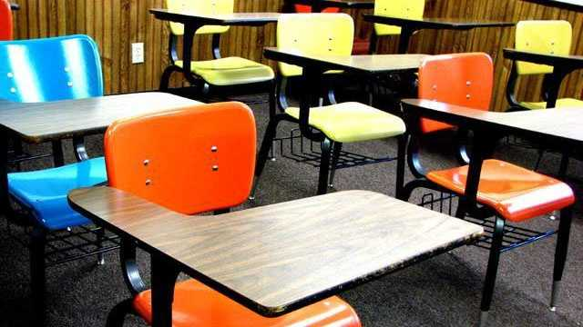 2 students charged after written threats found at schools