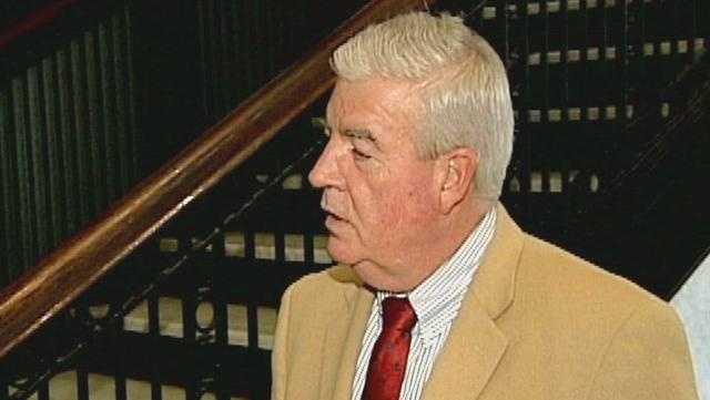 Former state Sen. David Boutin