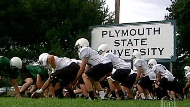 PLYMOUTH STATE FOOTBALL