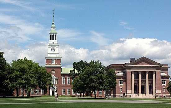 Dartmouth College professors face criminal investigation for alleged 'sexual misconduct'