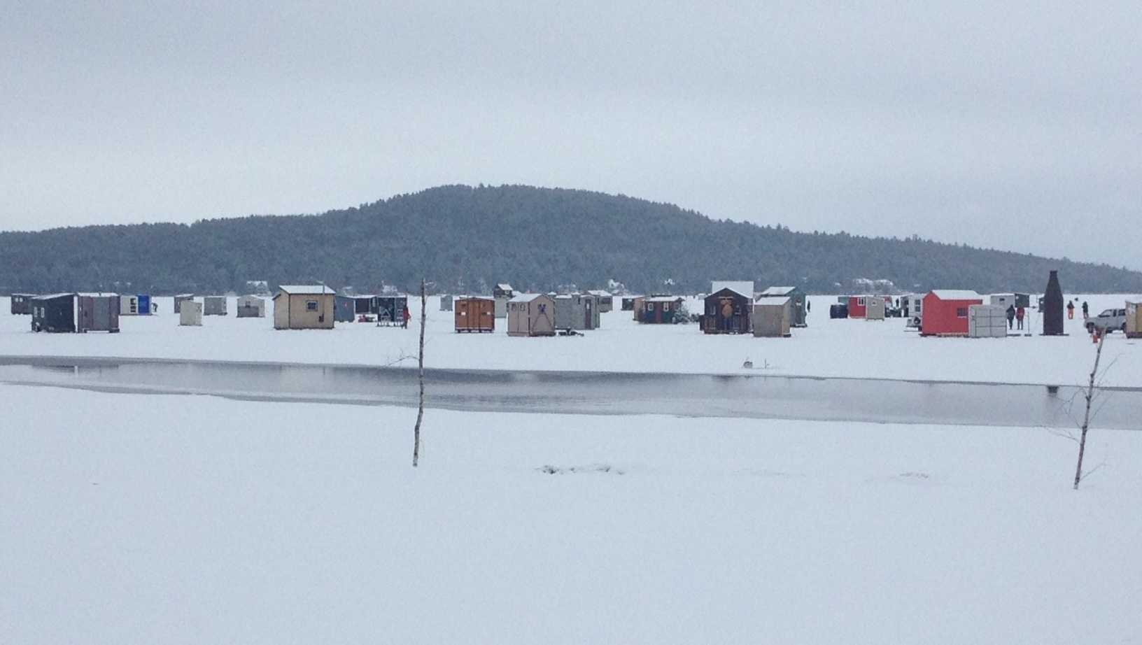 Lake Winnipesaukee, Meredith - Great Rotary Fishing Derby