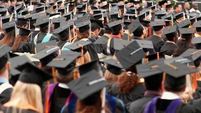 Graduates, graduation