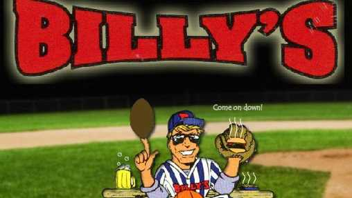 6) Billy's Sports Bar & Grill, Manchester