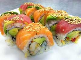 1) Shio Japanese Restaurant in Portsmouth