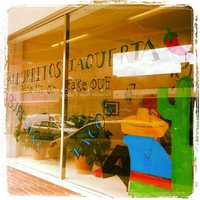 8 tie. Alburrito's Taqueria in Littleton