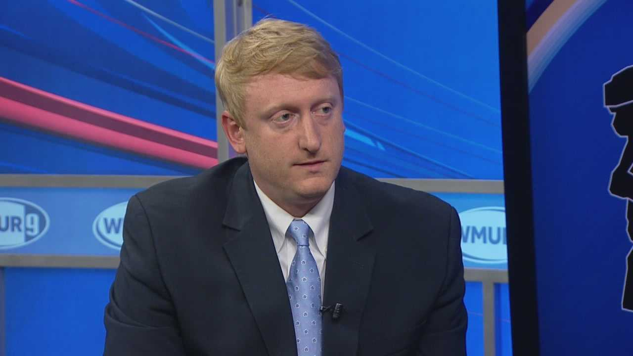 State Sen. Dan Feltes, D-Concord