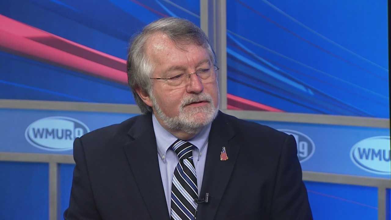 Former New Hampshire House Speaker Bill O'Brien