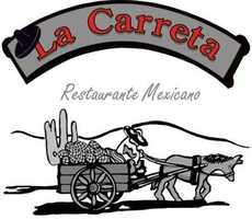 8 tie. La Carreta Restaurante Mexicano in Derry, Manchester and Nashua