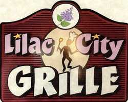 8 tie. Lilac City Grille in Rochester