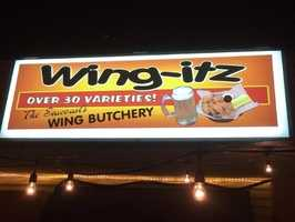 3. Wing-Itz in Portsmouth