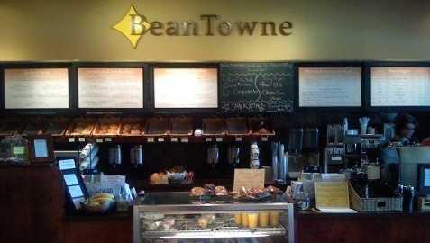 1. BeanTowne Coffee House in Hampstead