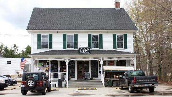 Calef's Country Store in Barrington