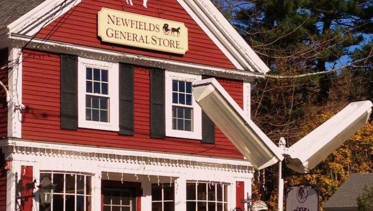 Newfields General Store in Newfields