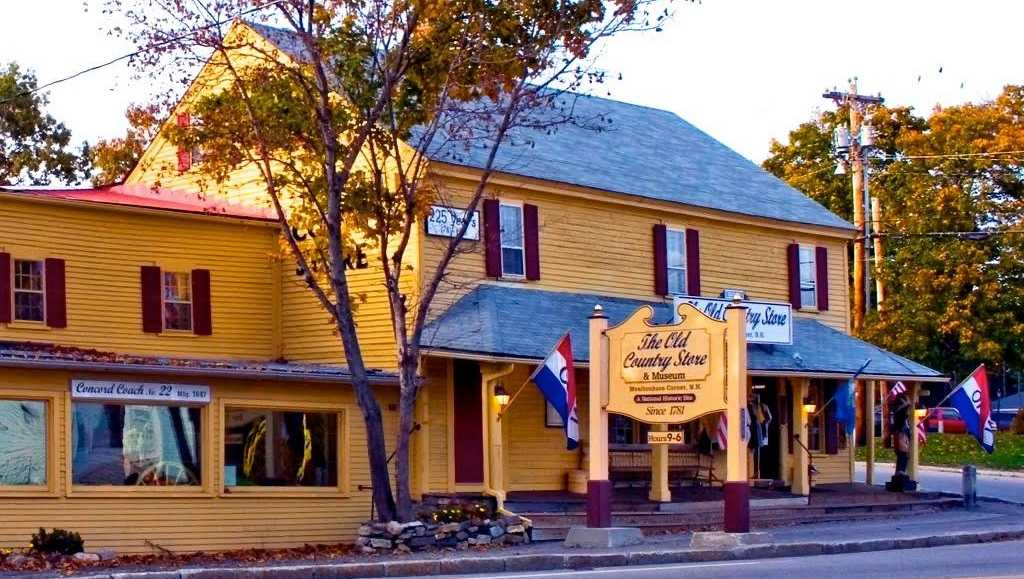 4. The Old Country Store in Moultonborough