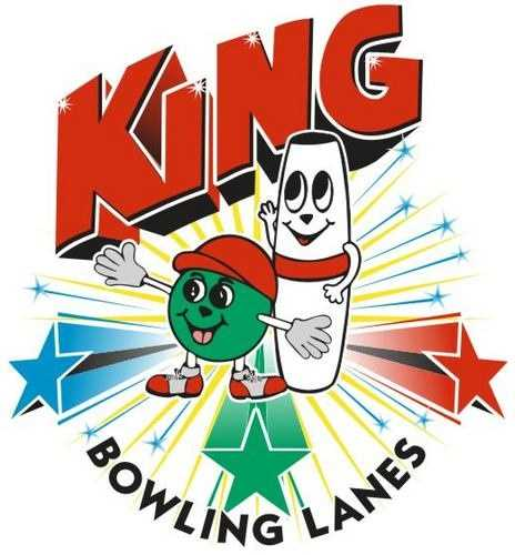 7 tie. King Bowling Lanes in Manchester