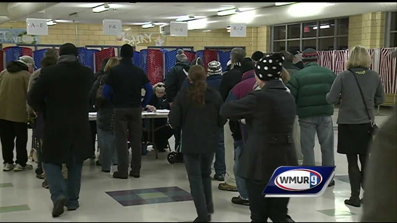 A state legislator wants to limit participation in New Hampshire presidential and state primary elections