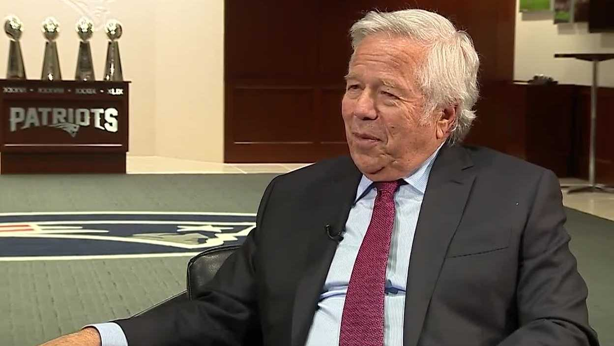 In a one-on-one exclusive interview with Maria Stephanos, Patriots owner Robert Kraft reflects on the 2015 season, Tom Brady and Bill Belichick's relationship, and player safety in the NFL.