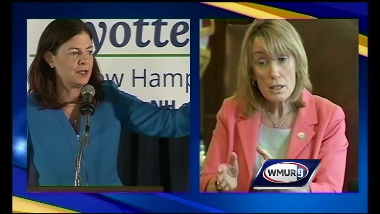 The U.S. Senate race is again a dead heat, a new WMUR Granite State Poll shows