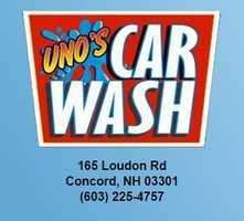 5. Uno's Car Wash in Concord
