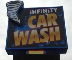 4. Infinity Car Wash in Manchester