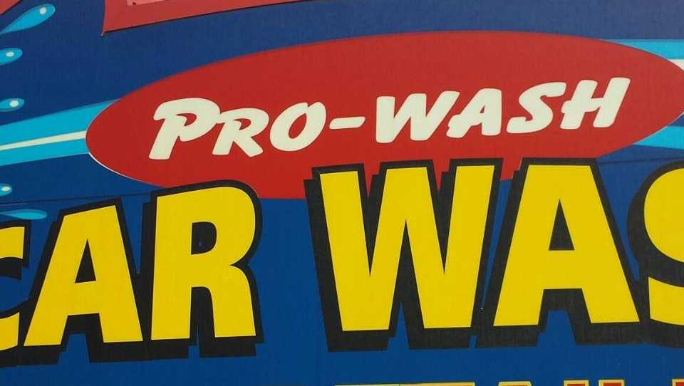 3. Pro-Wash Car Wash & Auto Detail in North Hampton and Newmarket