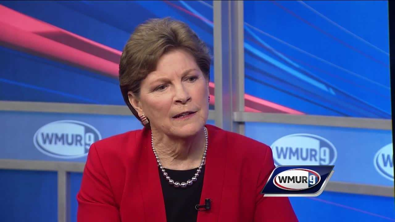 Shaheen compares Trump, Kobach voter fraud claims to Russian interference in election