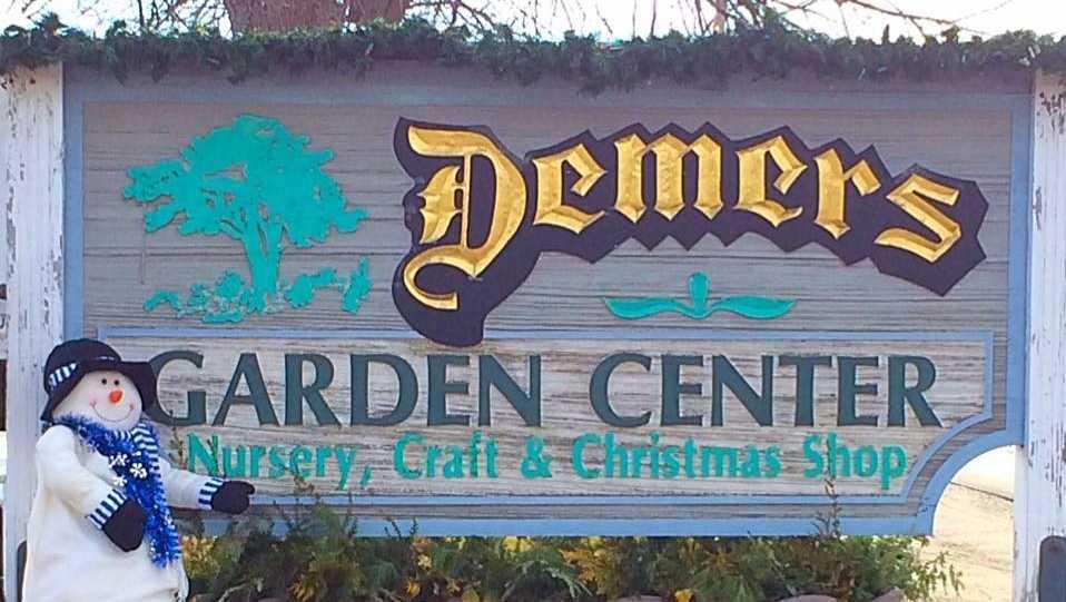 T-5. Demers Garden Center in Manchester