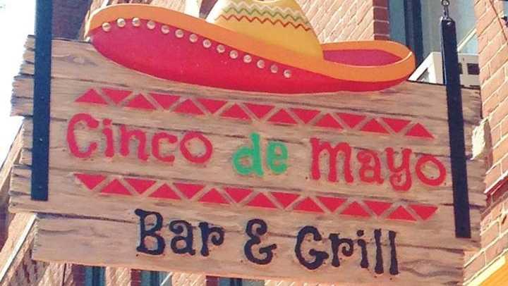 2. Cinco de Mayo Bar & Grill, Dover