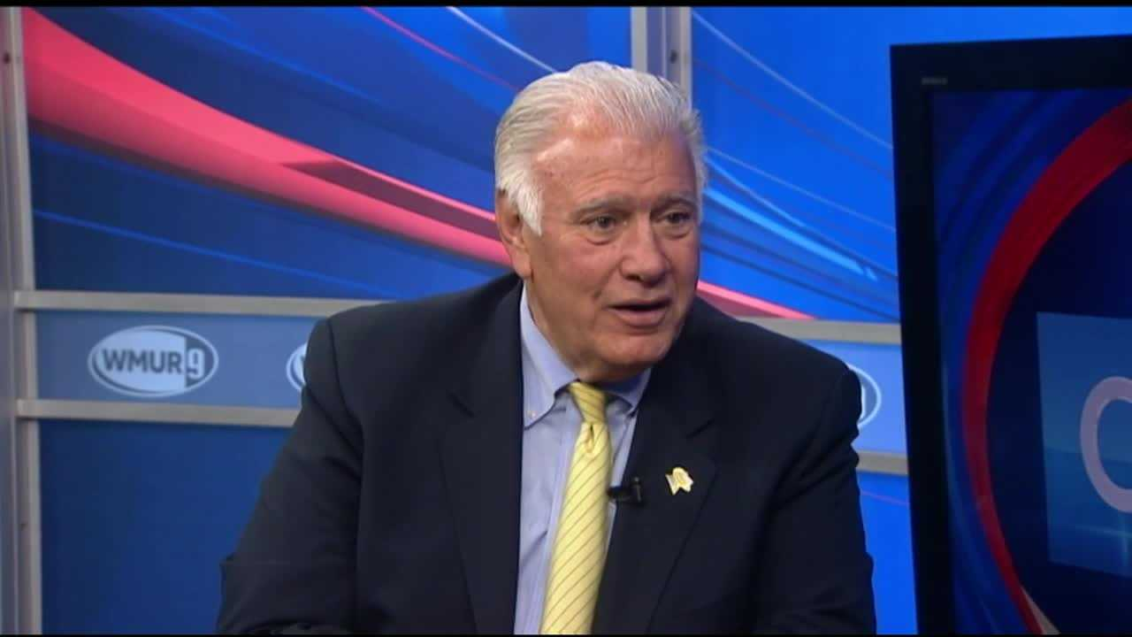 Former Manchester Mayor Ted Gatsas