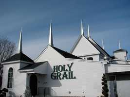 4. Holy Grail in Epping